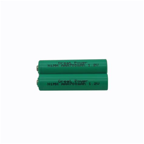 Pile Rechargeable Aaa 2012 by Batterie Rechargeable H Aaa 700mah De 1 2v Nimh Batterie
