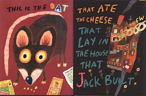 this is the house that jack built simms taback books this is the house that jack built