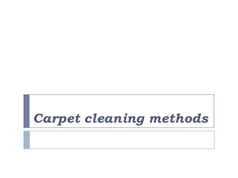 Upholstery Cleaning Methods by Carpet Cleaning Methods
