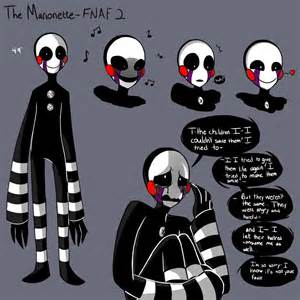 Marionette sketchdump and a bit of backstory by everstarcatcher on