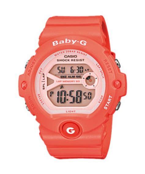 Jam Tangan Casio Baby G White baby g bg 6903 4dr