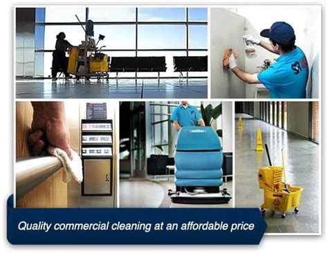 janitorial services commercial cleaning office