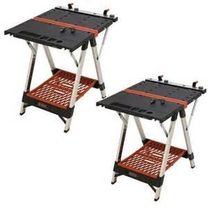 bench portable workbench quikbench portable workbench pair