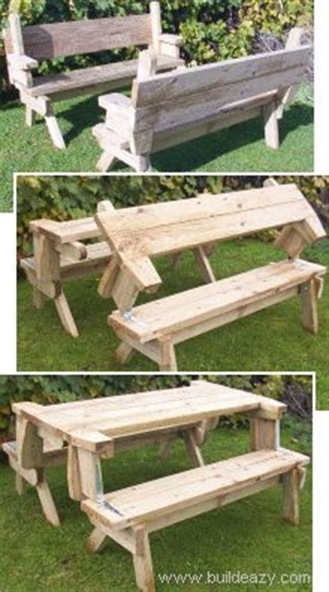 1000 ideas about folding picnic table on pinterest folding picnic table plans picnic tables