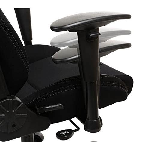 coussin lombaire chaise bureau songmics chaise fauteuil si 232 ge de bureau racing sport avec