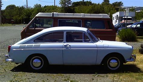 old volkswagen type 3 curbside classic 1969 vw type 3 fastback in good company