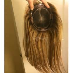 toppers and integration wigbeauty full handtied mongolian monofilament human hair topper wig