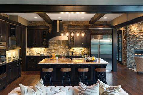 kitchen ideas 15 inspirational rustic kitchen designs you will adore