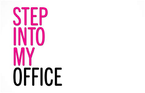 Step Into Office by Lost Footage Glamour S Step Into Office