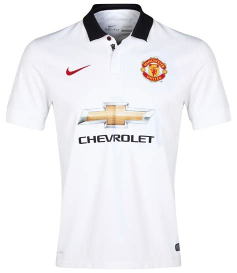 Jersey Manchester United Away Goal Keeper 2014 2015 flagwigs new manchester united away jersey shirt kit 2014 2015 a flag wig