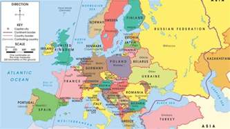 Europe Map Countries And Capitals by Pics Photos Map Europe Names Countries Capitals