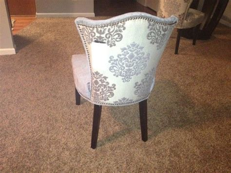 cynthia rowley at home goods damask back chair great