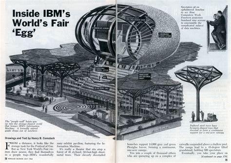 le pavillon new york le pavillon ibm de l exposition universelle 1964 224 new