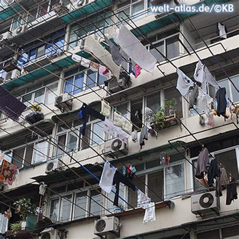 wohnung in china foto wohnen in hongkong welt atlas de