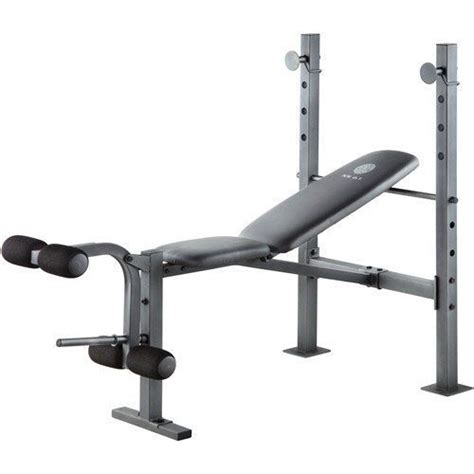 golds gym incline bench training gym and weight benches on pinterest