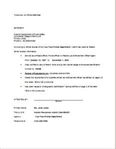 Attestation Letter For Internship 9 verification letter templates for use templateinn