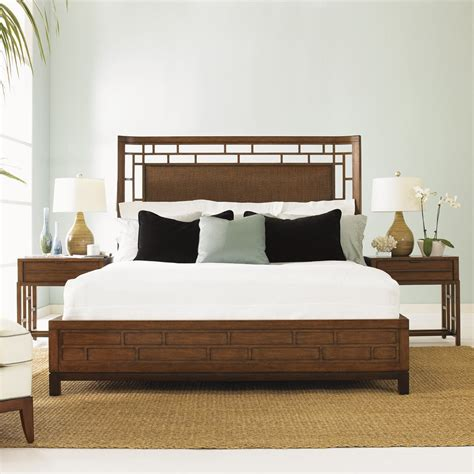 lexington bedroom furniture sets tommy bahama furniture ocean club paradise point bedroom set atg stores