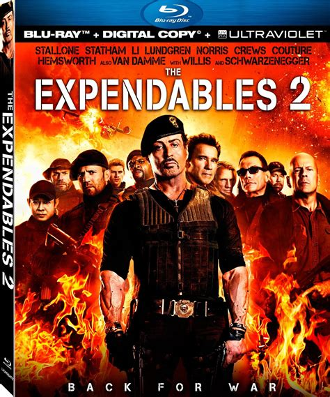 Two Cover by The Expendables 2 Review Collider