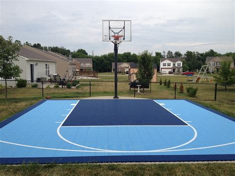 backyard basketball court flooring versacourt indoor outdoor backyard basketball courts
