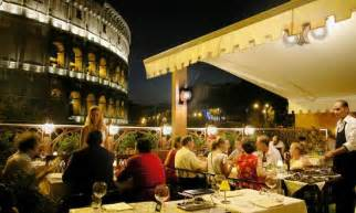 Roof Top Bars In Rome by Rome Restaurant Dining Cafe Bar With A View Italy