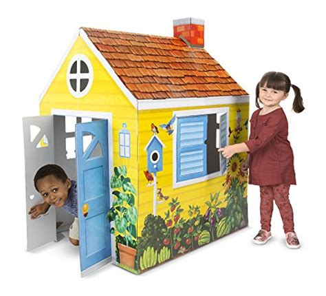 Search Results For Cardboard Playhouse Pg1 Wantitall Cardboard Cottage Playhouse