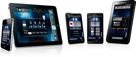 mobile automation management global home automation