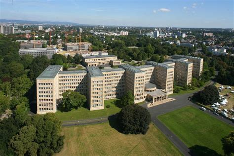 Goethe Universitat Frankfurt Medizin Bewerbung Idw Bild Zu Neue Grundordnung Beschlossen Kompetenzen Des Senats Ma 223 Geblich Gest 228 Rkt