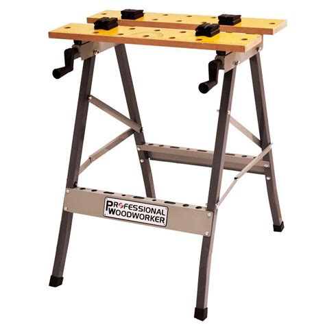 pro woodworker professional woodworker foldable workbench 51834 the