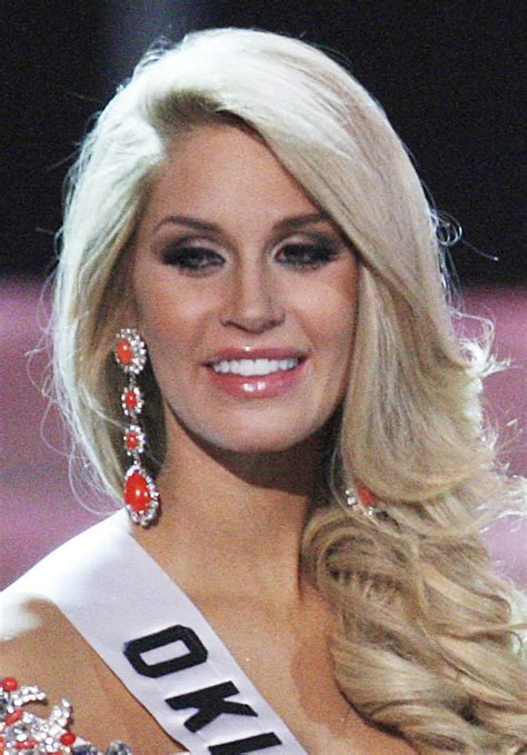 elizabeth woolard oklahoma is runner up in contest for miss usa crown