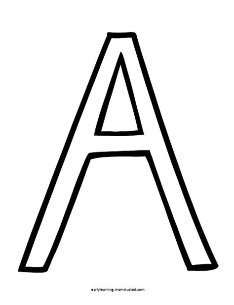 printable alphabet single letters rainbow letters coloring pages free printables for