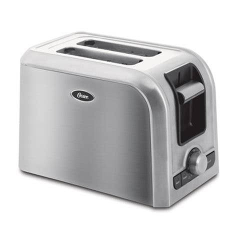 Toaster Cosmos oster 2 slice retractable cord toaster brushed stainless canada at shop ca 34264439887
