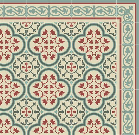 blue pattern lino free shipping tiles pattern decorative pvc vinyl mat