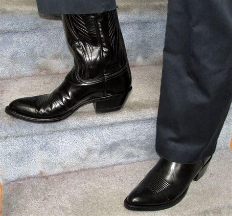 black dress cowboy boots for lucchese black goatskin dress boots