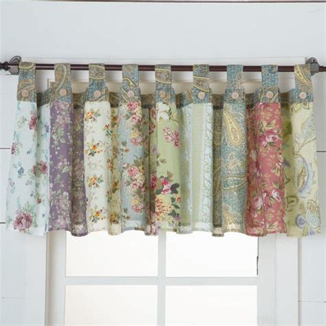 Patchwork Bedding And Curtains - best 25 shower curtain valances ideas on