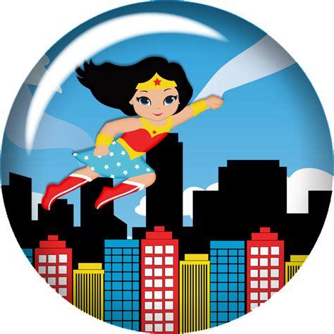 imagenes animadas mujer maravilla mujer maravilla kit gratis para scrapbook oh my fiesta