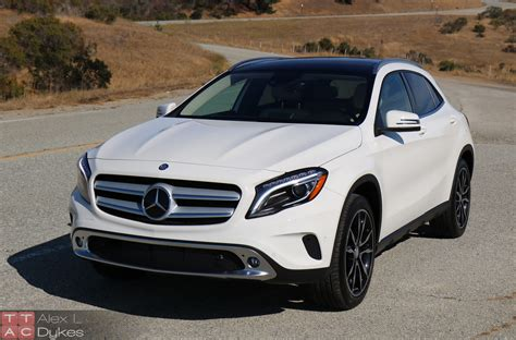 car mercedes 2016 2016 mercedes gla 250 exterior 001 the truth about cars