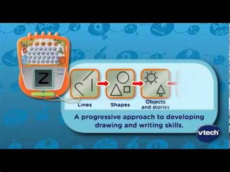 vtech write and learn vtech write learn touch tablet youtube