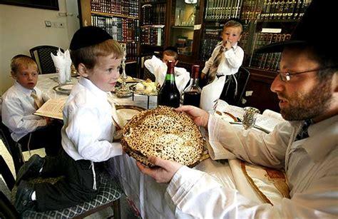 imagenes familia judia la pascua jud 237 a una festividad sin pan pero con mucha