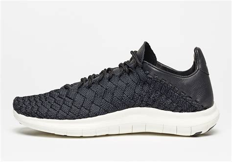 Nike Presto Woven Black Premium Original nike free inneva woven motion variant sneaker bar detroit