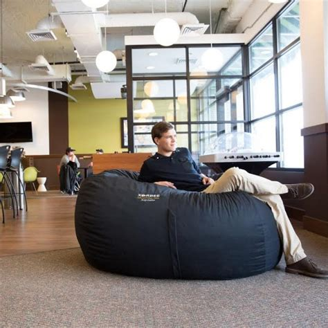 Xorbee Bean Bag Xorbee 6ft Xquisite Lounger Cmconnect