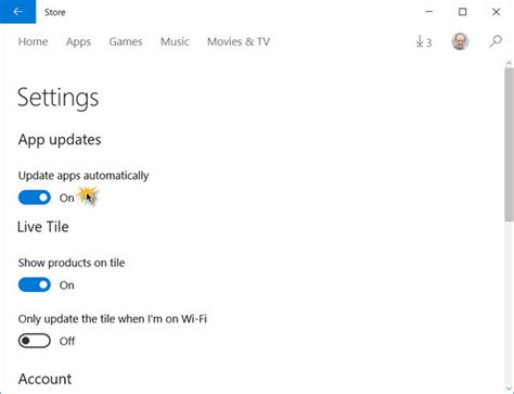 how to disable windows 10 update how to disable automatic app updates in windows 10