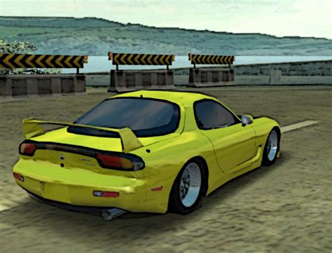 mazda rx7 a spec need for speed pursuit 2 95 mazda rx7 fd3s a spec v 1