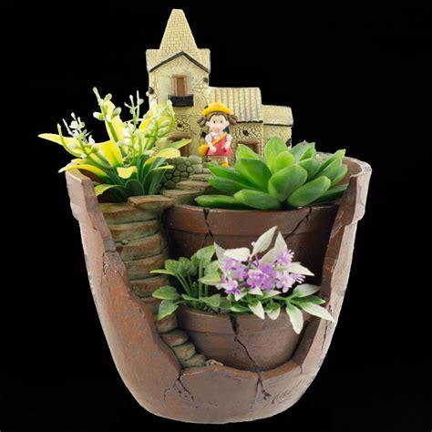 modern mini painted plant pots hanging garden pot decorative modern flower pot for