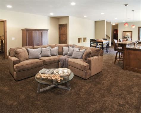 Living Room Decorating Ideas Brown Carpet Family Room Wall To Wall Carpet Ideas Carpet Vidalondon