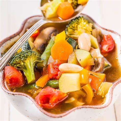 weight loss vegetable soup weight loss vegetable soup averie cooks