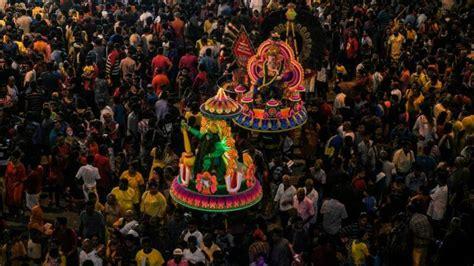 colourful vibrant thaipusam celebrations nationwide