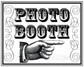 Photo Booth Sign Template Free Chandeliers Amp Pendant Lights