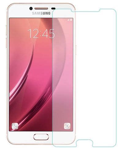 samsung galaxy c5 tempered glass screen protector price review and buy in dubai abu dhabi and