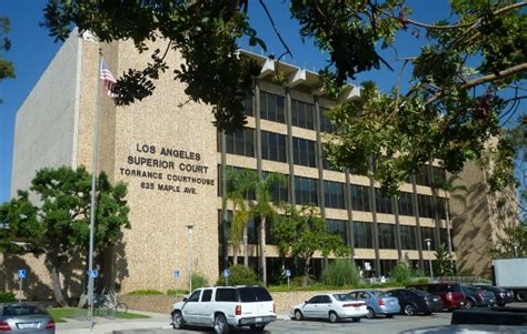 Torrance Courthouse Search Torrance S Courthouse Didn T Come Without Trials South Bay History