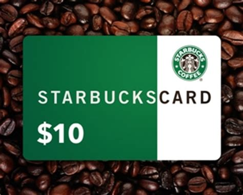 E Gift Card Starbucks - in home safety guide